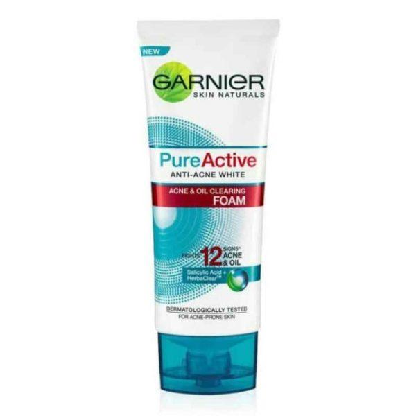 Garnier-Pure-Active-Acne-Oil-Cleaning-Foam